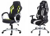 Sportieve en Gaming stoelen