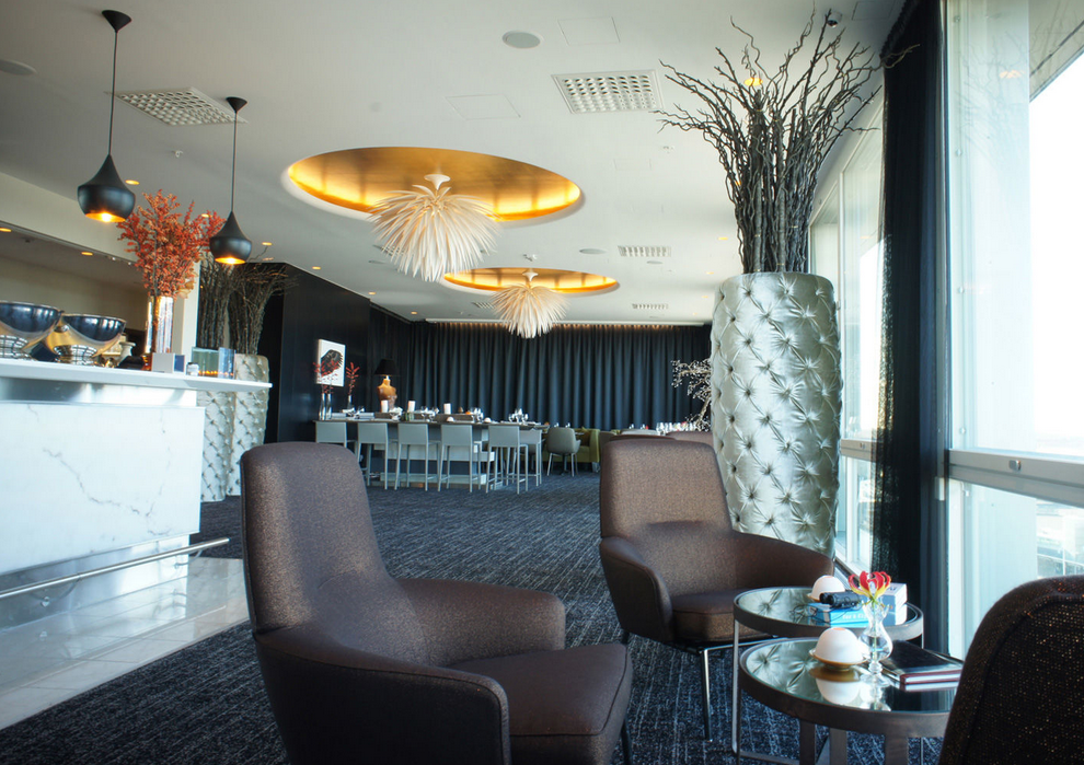 Top vijf internationale Design Meubelen hotels