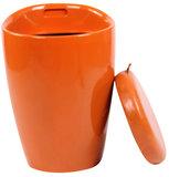 Hocker Ennacy Oranje_