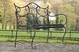 Tuinbank Tiri bronze, _