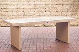 Poly Roodan tafel Avignon sand,200 cm_