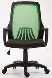Bureaustoel Clivir Zwart/Groen_