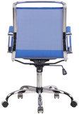 Bureaustoel Bernet Mash Blauw_