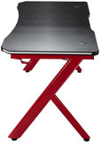 Gaming tafel Omiralla Zwart/Rood_