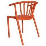 Mia tuinstoel Oranje_