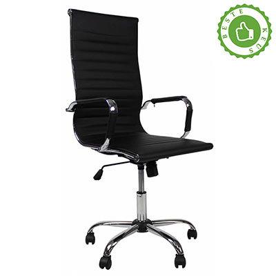 Bureaustoel Big Boss V2 Zwart