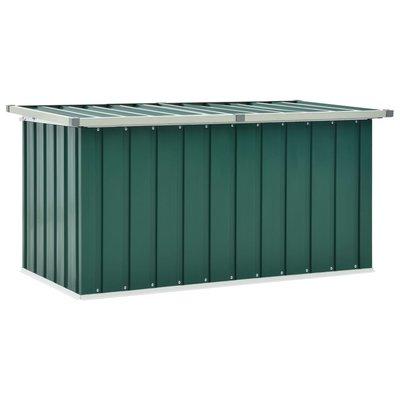 Tuinbox 129x67x65 cm groen
