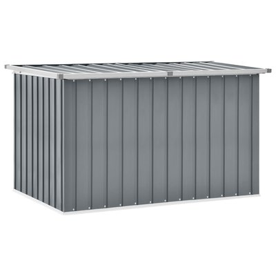 Tuinbox 149x99x93 cm grijs