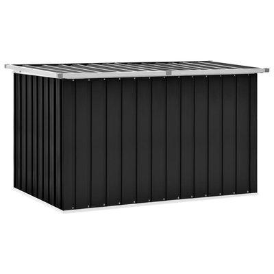 Tuinbox 149x99x93 cm antraciet