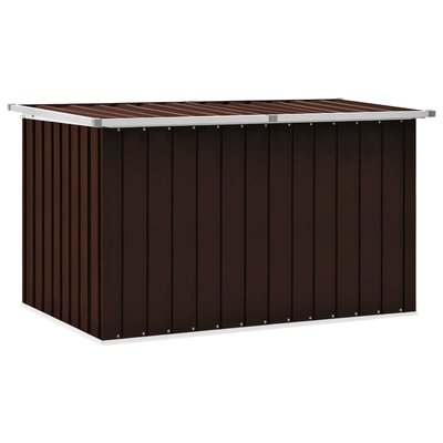 Tuinbox 149x99x93 cm bruin