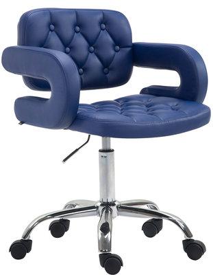 Bureaustoel Jorinde Blauw