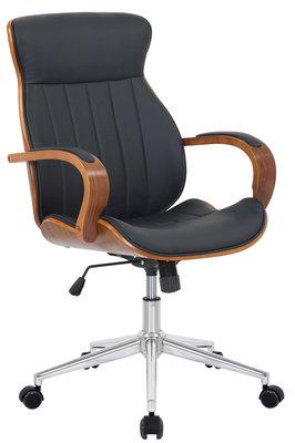 Bureaustoel Tiemke Zwart