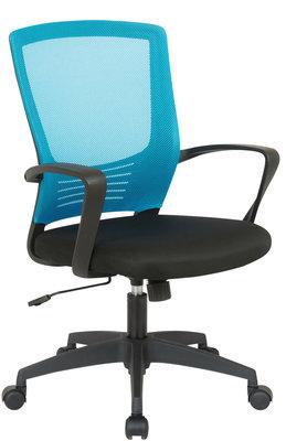 Bureaustoel Femke Blauw