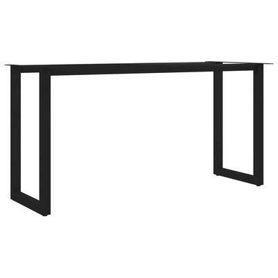 Eettafelpoot O-frame 160x70x72 cm