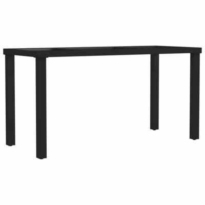 Eettafelpoot I-frame 140x60x72 cm