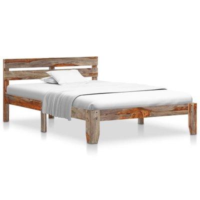 Bedframe massief sheeshamhout 120x200 cm