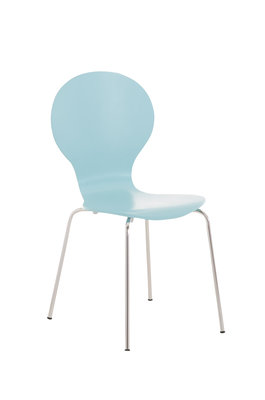 Bezoekersstoel Doegi Blauww