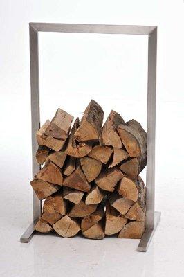 Brandhoutrek Sedoni silber,80x100 cm,