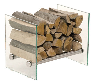 Brandhouthouder Givan klarglas,35x50x40,