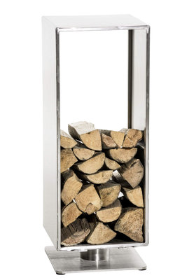 Brandhoutstandaard Bisal Metaal,100x30 cm,