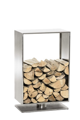 Brandhoutstandaard Bisal Metaal,60x50 cm,