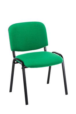 Bezoekersstoel Kin Stof Groen