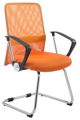 Bezoekersstoel Pett Oranje