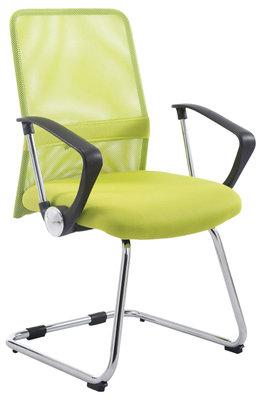 Bezoekersstoel Pett Groen