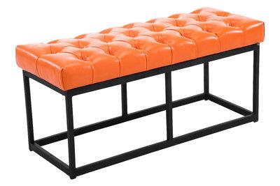Bank Uman B Oranje,100 cm