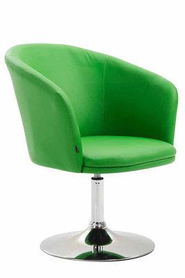 Lounger Ercada kunstleer Groen