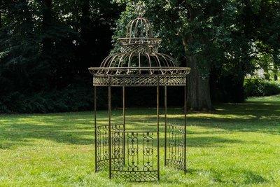 Tuinpaviljoen Criwn bronze,
