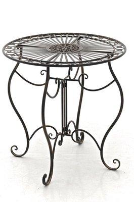 IJzeren tafel Andri bronze,