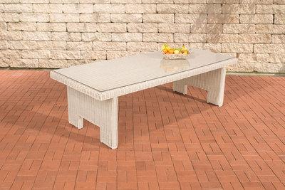 Tafel Sendnas XL perlWit,260 cm