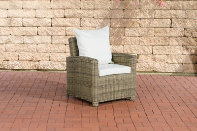Fauteuil Fosoli 5mm natura,CremeWit