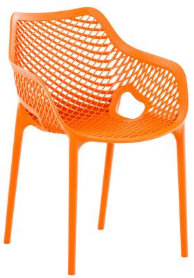 Stapelstoel XL Iar Oranje