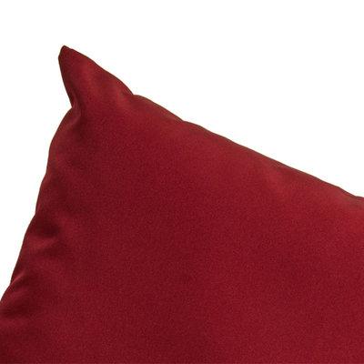 Hoes voor ligstoel Pesaro rubinRood