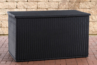 Kussen box Cimfa 5mm Zwart,125