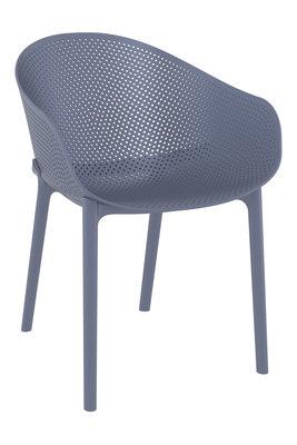 Stapelbare stoel Ska Grijs