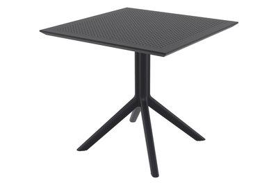 Tafel Ska 80 cm Zwart