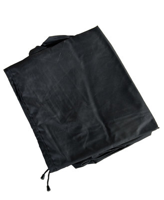 Hoes voor Luxe Kussenbox XXL 158x108x86x86 cm Zwart