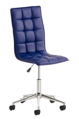 Bureaustoel Pikeng Blauw
