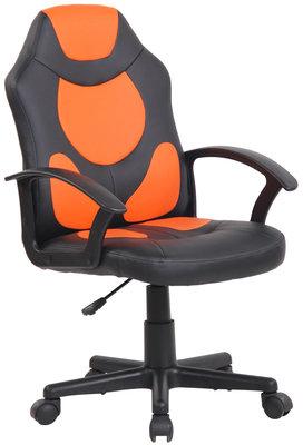 Kinderbureaustoel Edala Zwart/Oranje