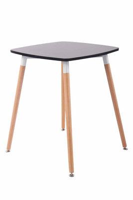 Keukentafel Vobirg Zwart,60 cm
