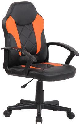 Kinderbureaustoel Tofa Zwart/Oranje