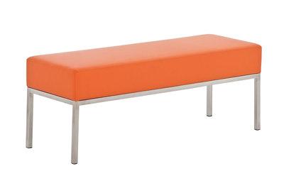 Driezitsbank Limigi 120x40 Oranje