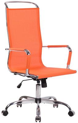 Bureaustoel Brenson Mash Oranje