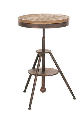 Bartafel Miki Ø 50 cm bronze,