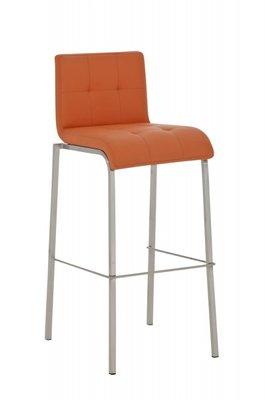 Barkruk Enith Oranje