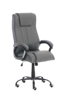 Bureaustoel Una Grijs - Comfortabel