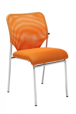 Eetkamerstoel Filou Oranje